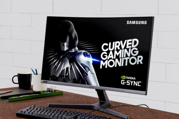 Samsung Gaming Monitors: una pantalla para cada gamer