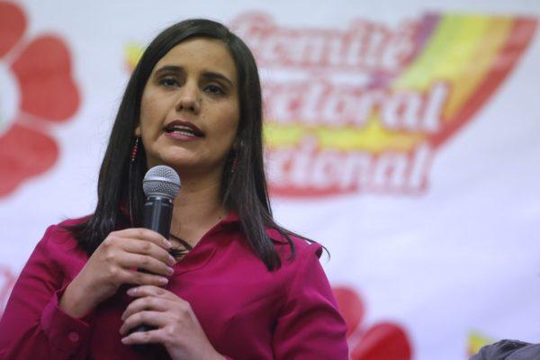 Candidata de izquierda peruana promete reformar Grupo de Lima y dialogar con Maduro