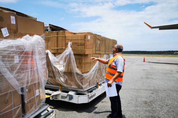 Llega a Venezuela séptima carga de 877.000 viales de insulina de la rusa Geropharm