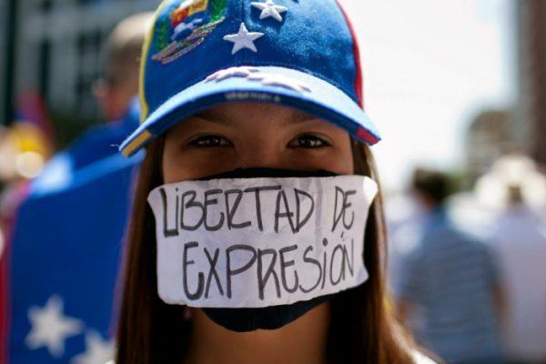 SIP denuncia violencia sistemática contra la libertad de prensa en Venezuela
