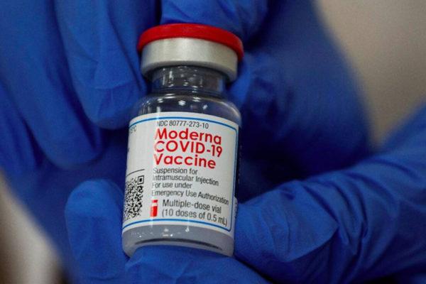 Moderna ingresó US$1.700 millones por ventas de su vacuna hasta marzo