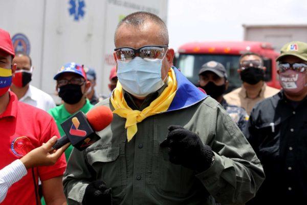 Noguera: Más de 1.200 dosis de vacunas contra COVID-19 han sido aplicadas en Bolívar