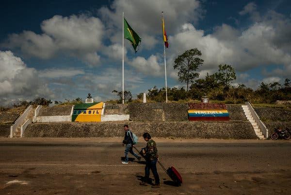 Más de 50.000 migrantes y refugiados venezolanos fueron reubicados en 675 ciudades de Brasil