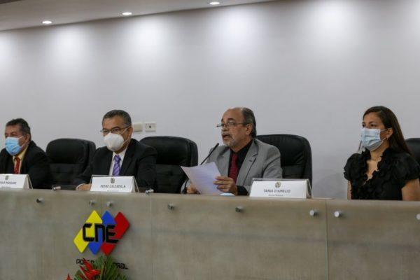 Exministro chavista Pedro Calzadilla presidirá el nuevo CNE
