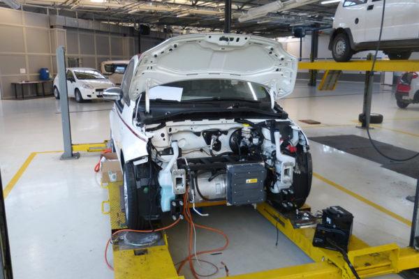 Construcción de autos eléctricos costará menos que la de vehículos con motor de combustión en 2027