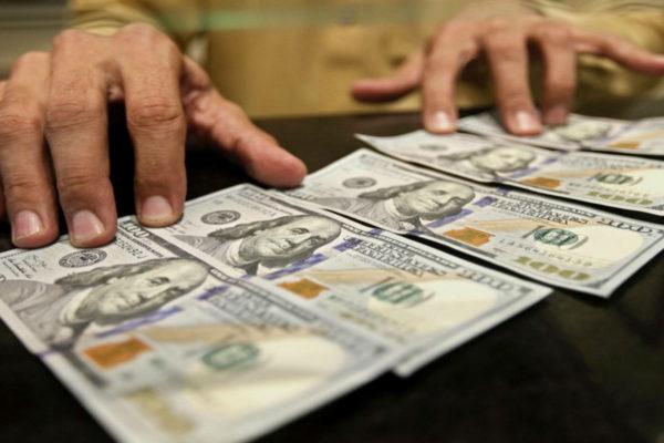 Dólar paralelo revierte tendencia inicial y cierra con un aumento de 0,33% a Bs.3.087.641,83