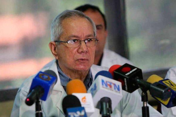 Federación Médica Venezolana desmiente vacunación de 90% del personal sanitario