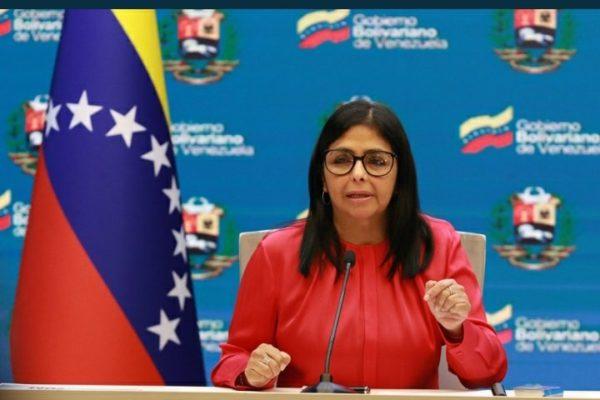 Vicepresidenta Delcy Rodríguez: caso que estudia la CPI por abusos se creó en las redes
