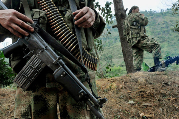 Fundaredes: ocho militares venezolanos fueron secuestrados por disidentes de las FARC
