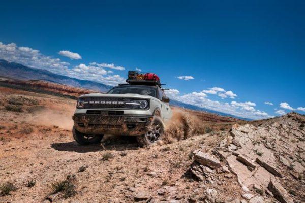 Ford presenta nueva Bronco Sport Wildtrak en Venezuela