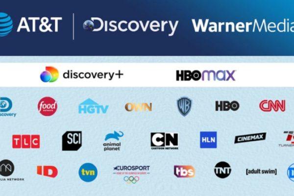 WarnerMedia y Discovery se fusionan para crear otro gigante que encare a Netflix y Disney+