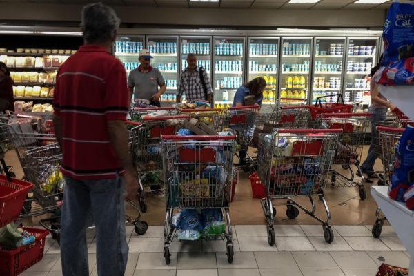 Observatorio de Gasto Público: En abril el nivel de consumo en Caracas exigió 244 salarios integrales