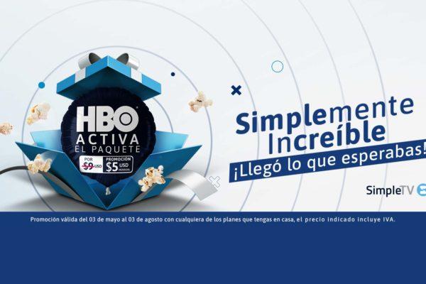 Simple TV incorpora el paquete premium de HBO: conozca el precio