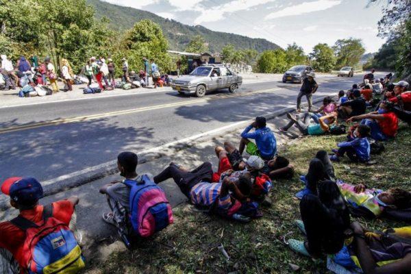 Datos   Crece la barrera del odio contra migrantes venezolanos en América Latina