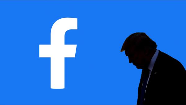 Trump interpone una demanda colectiva contra Facebook, Google y Twitter
