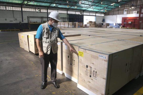 Unicef: Llegaron a Venezuela los primeros 50 congeladores para vacunas contra COVID-19