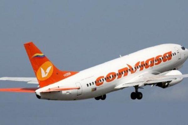 Conviasa aumentará frecuencia de los vuelos hacia Moscú en diciembre