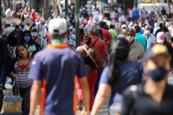 Venezuela sumó 1.357 casos de covid-19: Zulia fue el estado con más contagios
