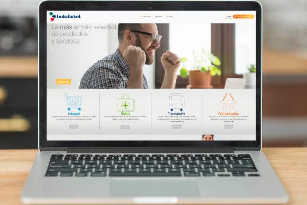 Todoticket ofrece una experiencia de usuario mejorada en su nuevo sitio web