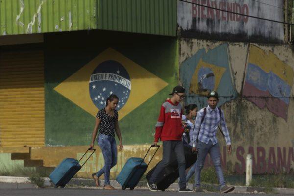 Acnur y Banco Mundial instan a Brasil a ampliar la inclusión de venezolanos