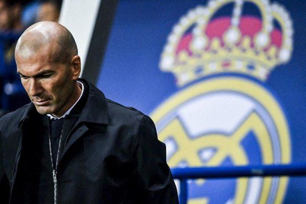 El Real Madrid anunció que Zidane no seguirá como entrenador