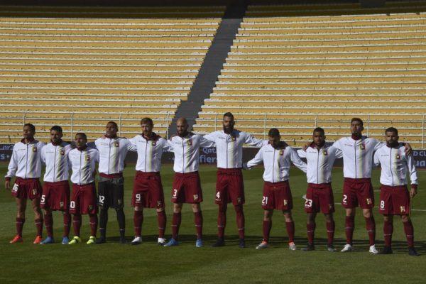Copa América | Delegación de Venezuela tiene a 12 miembros con COVID-19