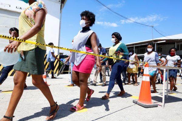 'No hay tiempo que perder': OPS urge fortalecer lucha antiCOVID en Haití