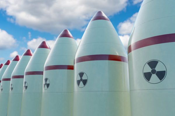 Gasto en armas nucleares aumentó US$1.400 millones en plena pandemia