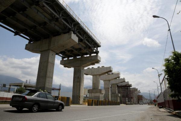 Gobierno Nacional reinicia trabajos del Metro Guarenas-Guatire