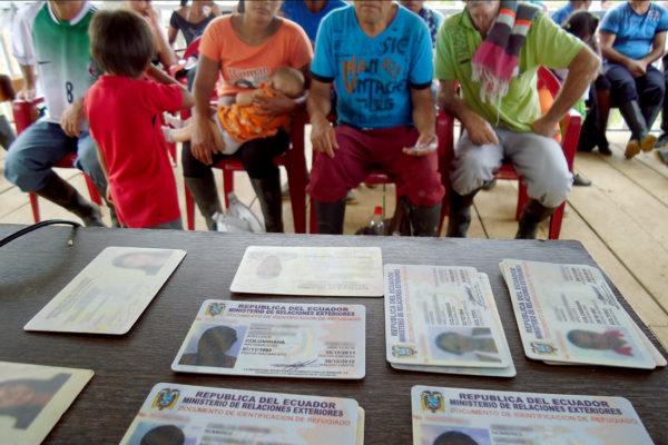 Cancillería venezolana activará carnet para refugiados el próximo 20 de junio