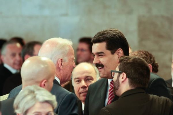 Maduro espera normalizar relaciones internacionales y EEUU apuesta por cambios políticos en Venezuela