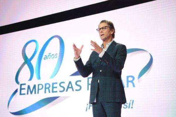 80 años de Empresas Polar | Lorenzo Mendoza: 'ahora nuestras marcas compiten en la aldea global'
