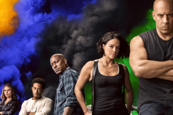 La novena secuela de 'Rápidos y Furiosos' logró el mejor estreno del período de pandemia