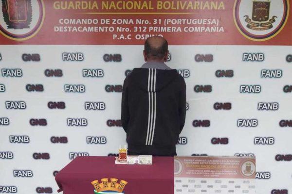 El exgobernador de Sucre Ramón Martínez fue detenido por usurpación de identidad
