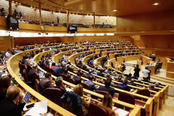 Senado de España logró sacar adelante resolución sobre crisis humanitaria en Venezuela