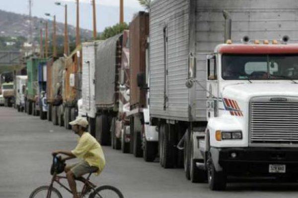 Exclusivo | Transporte de carga funciona con 10% de las unidades y puede paralizarse totalmente en el corto plazo
