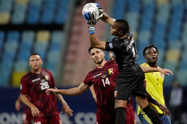 Optimismo: jugadores de la Vinotinto confían en contrarrestar a Messi en Caracas