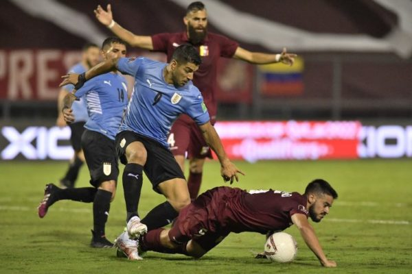 #Qatar2022 | Venezuela se plantó en la UCV y sacó un duro empate a cero frente a Uruguay