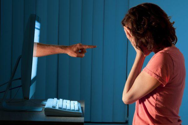Estas son las formas más comunes de acoso en Internet