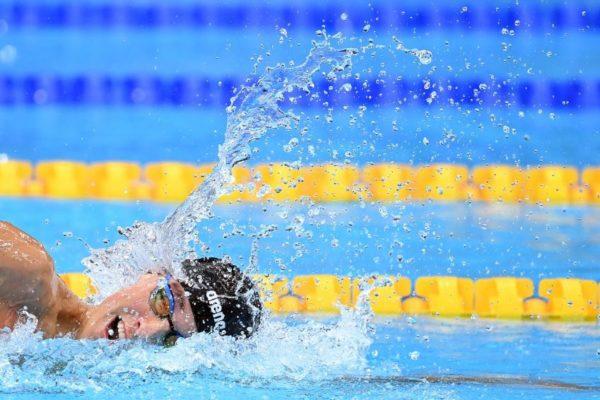Alberto Mestre batió récord nacional de 400 metros libres pero no pasó a la final en Tokio 2020