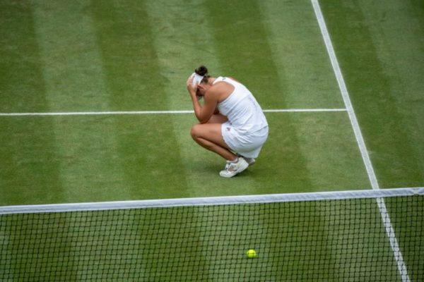 Australiana Ashleigh Barty se coronó en Wimbledon