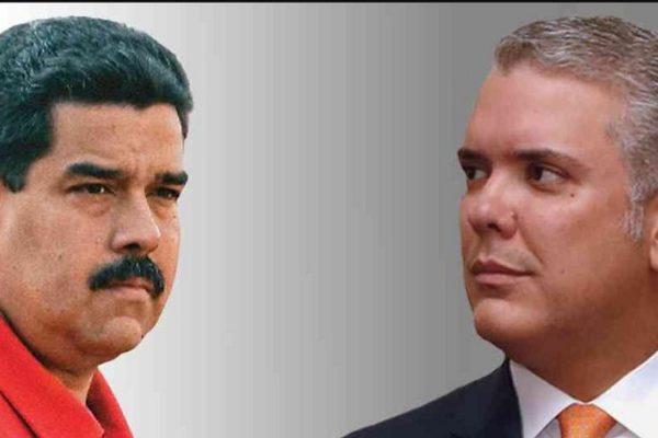 Maduro: en colombia reciben a delincuentes venezolanos 'con los brazos abiertos'