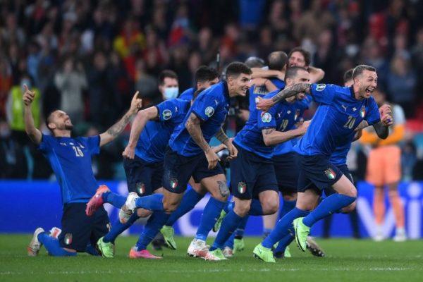 Italia va a la final de la Eurocopa luego de batir a España en penales