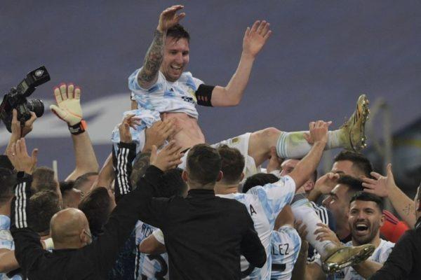 Maracanazo: Argentina batió por la mínima a Brasil y conquistó su Copa América número 15