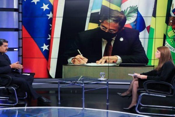EEUU podría participar   Bases del diálogo con la oposición en México están acordadas dice Maduro