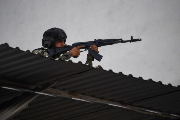 PNB 'neutralizó' al 'Loco Leo' otro integrante buscado de la banda de la Cota 905