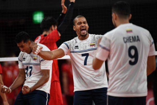 Venezuela arrancó con el pie izquierdo en voleibal olímpico al perder 3-0 frente a Japón