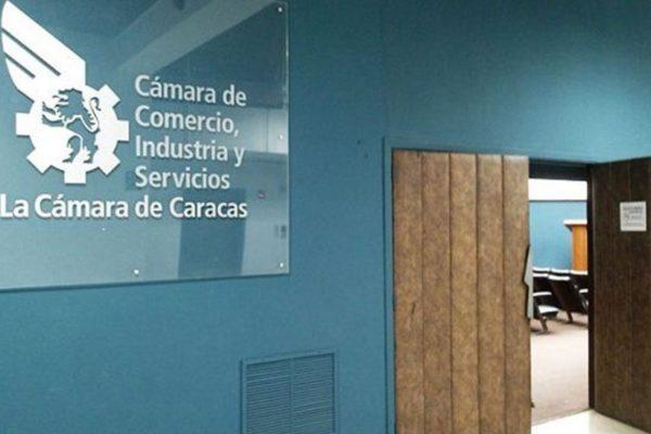 Cámara de Comercio de Caracas llama al Estado a no demonizar al sector empresarial