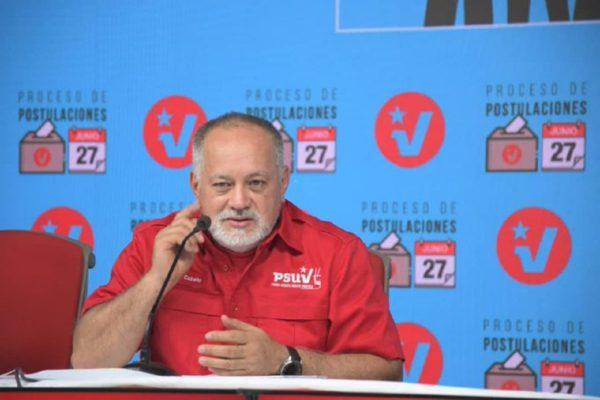 Estos dirigentes políticos no podrán repetir como precandidatos en las primarias del PSUV
