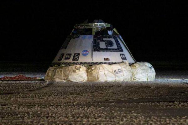 Boeing ajusta preparativos finales para lanzar la cápsula Starliner a la Estación Espacial Internacional